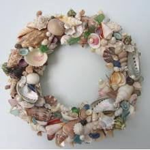 Wholesale Natural Seashell For Wall Hanging Decoration