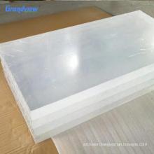 50mm Clear Acrylic Sheets For Large Acrylic Fish Tank Aquarium
