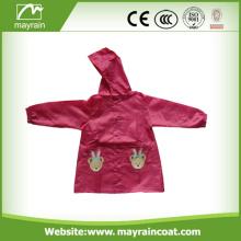 Зимние детские куртки PVC напольная куртка