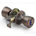 Cylindrical Knob Lock