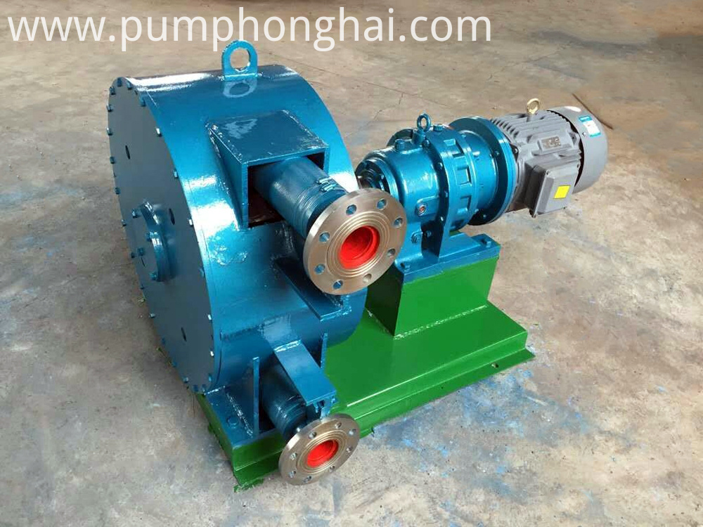 High Viscosity Peristaltic Pump