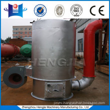Environment-friendly biomass hot air furnace with CE certificate