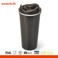 16oz Insulated Popular Stainless Steel Coffee Travel Mug With Flip Lid