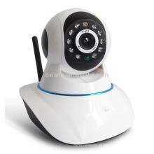 Monitor de bebê H.264 mini ip wifi câmera com detecção de movimento de visão noturna