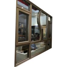Modern house window design  double glazed window