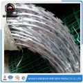 Galvanized Concertina Hight Security Razor Barbed Wire