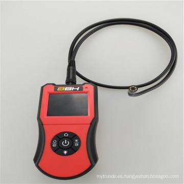 Cámara de serpiente de inspección de boroscopio handheld flexible de la reparación del coche