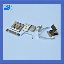 Stamping metal lighting parts