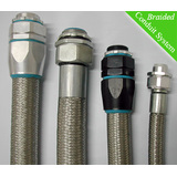 electric FLEXIBLE CONDUIT metal conduit fittings,DELIKON professional electrical wiring solution