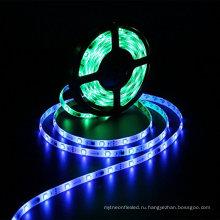 Новый 16,4 фута 5050 SMD СИД RGB 150 светодиодная лента 2811 IC в погоне за Волшебный сон цвет свет с заводской цене