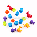 Hotsale niños educativos de plástico creativo de juguete preescolar Puzzle
