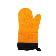 Horno de silicona guantes mitt mit con Liner
