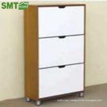 Modern multifunctional storage shoe cabinet
