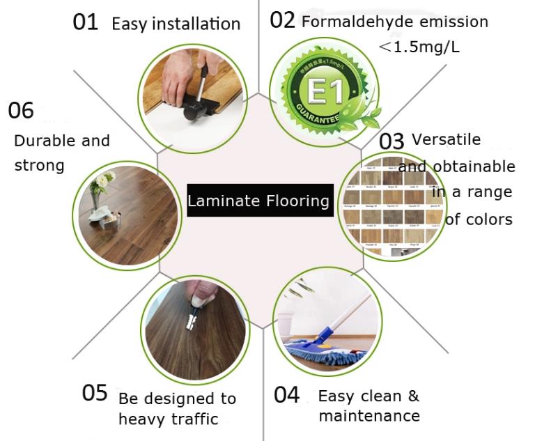 laminate flooring advantages