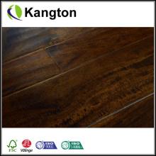 Pisos de ingeniería de acacia de ancho aleatorio de madera contrachapada (pisos de ingeniería)