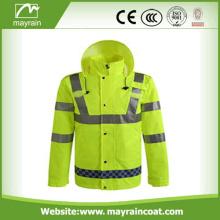 Hooded New Style Safety Jacket