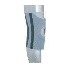 Customized Logo Spandex Nylon Sports Elastic Elbow & Knee Pads Powerlix Knee Brace Compression Sleeve Knee Support