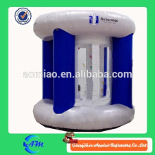 Inflatable cash machine/cash cube/Inflatable money machine crazy playing for sale