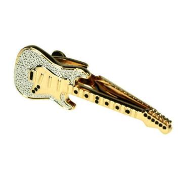 Moda Men's Musical Instruments Series Cufflinks