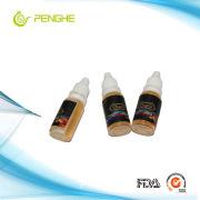 Electronic cigarette empty e juice bottle