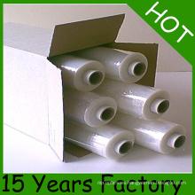 Película alargada elástica de estiramiento fuerte de 500 alargamientos