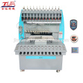 full-automatic 1-12 colors liquid pvc dispensing machine