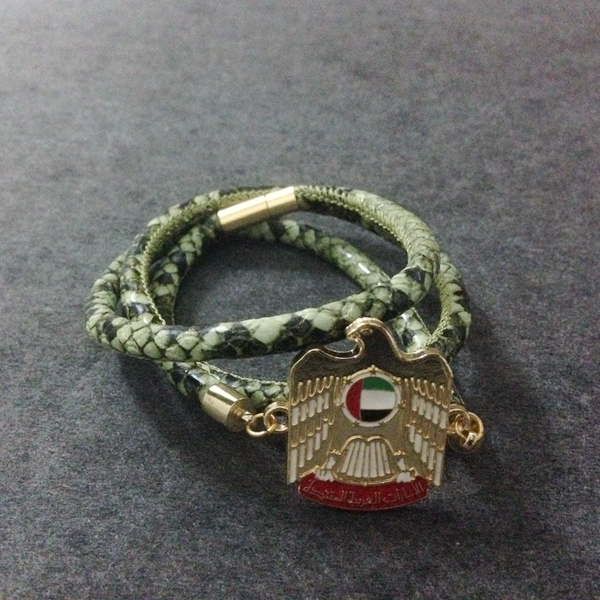 UAE Badge Bracelet