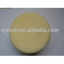 automobile waxing plate