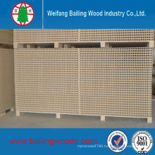 33mm/38mm Hollow Core Chipboard at Hot Sale