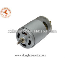 Motor de bomba de ar RS-380PA, motor elétrico dc 24v, pequenos motores de corrente contínua 12v dc