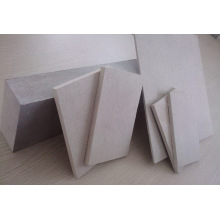 Calcium Silicate Board, Used for Partition, Wall Board, Fireproof Material