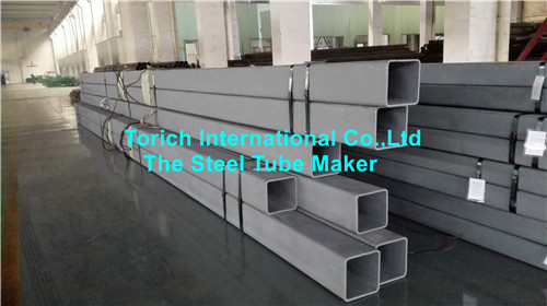 Rectangular Seamless Steel Tubes