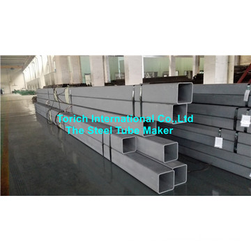 TORICH Welded and Seamless Carbon Steel Square Tubes
