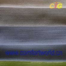 Tissu en polyester de canapé (SHSF04404)