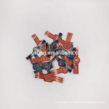 impresión de la etiqueta del cigarro de la hoja de oro