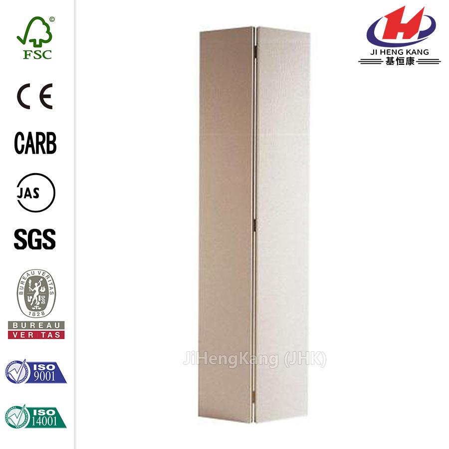 Hardboard Hollow Core Primed Composite Interior Bi-fold Door ...  sc 1 st  Zhejiang JiHengKang (JHK) & China Hardboard Hollow Core Primed Composite Interior Bi-fold Door ... pezcame.com