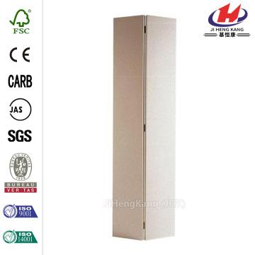 Hardboard Hollow Core Primed Composite Interior Bi-fold Door  sc 1 st  Zhejiang JiHengKang (JHK) Door Industry Co.LTD & China Hardboard Hollow Core Primed Composite Interior Bi-fold Door ...