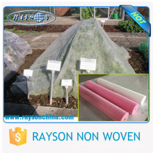 white flowering ground cover nonwoven fabric