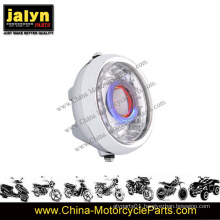 Chromed 7 Inch Motorcycle Headlight Fits for Cm125