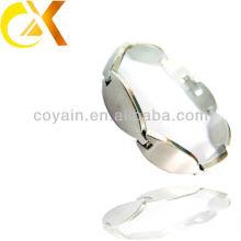 Atacado Moda 316 L pulseira dos homens da jóia do aço inoxidável