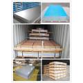 Plaque d'aluminium standard ASTM / plaque en alliage d'aluminium (1050 1060 1100 3003 3105 5005 5052 5754 5083 6061 7075)