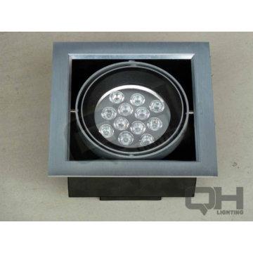 1 * 12 * 1w Lámpara AR111 LED haba vesícula biliar