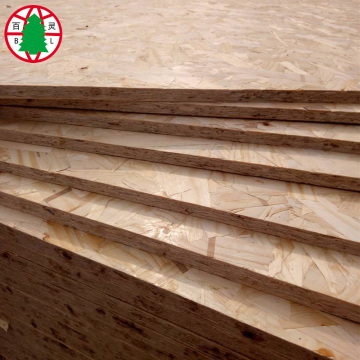 laminated OSB board 15mm 18mm