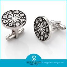 Серебряные запонки Luxuries (SH-BC0017)