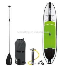 2016 tamaño personalizado stand up paddle board inflable