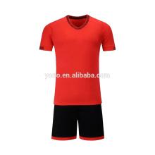 Поставки OEM новый дизайн футбол Джерси горячие продажа дети школьная форма