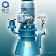 Pompes centrifuges unies à auto-amorçage auto-contrôlantes WFB