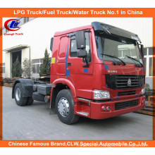 6 Wheels 420HP Sinotruk HOWO Tractor Truck, Heavy Prime Mover