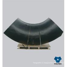 Сварное соединение встык стали углерода Безшовной трубы Fittngs (локтевой)