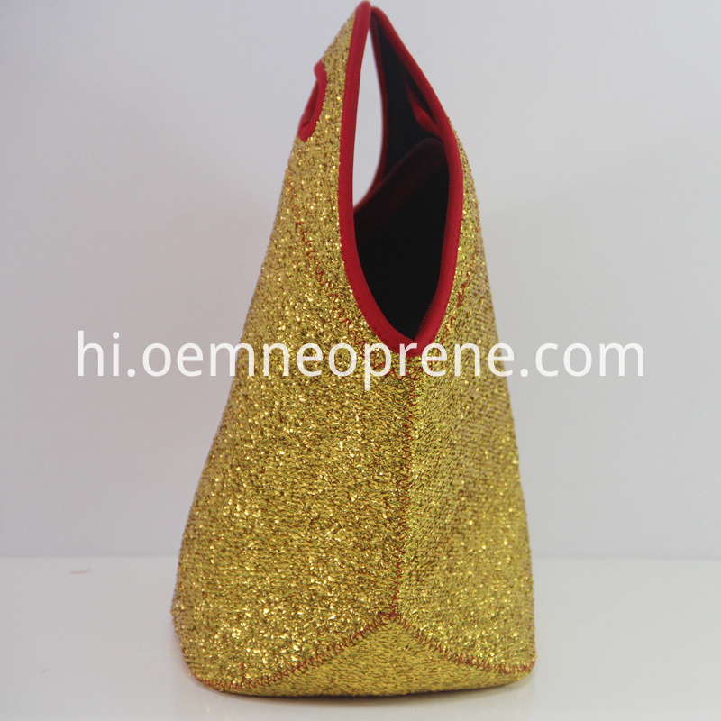 Alt Custom Golden Lunch Tote